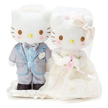 New Hello kitty x Dear Daniel Wedding Plush Pearl SANRIO From JAPAN Figure - $123.46