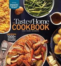 The Taste of Home Cookbook, 5th Edition: Cook. Share. Celebrate. [Ring-b... - $16.34