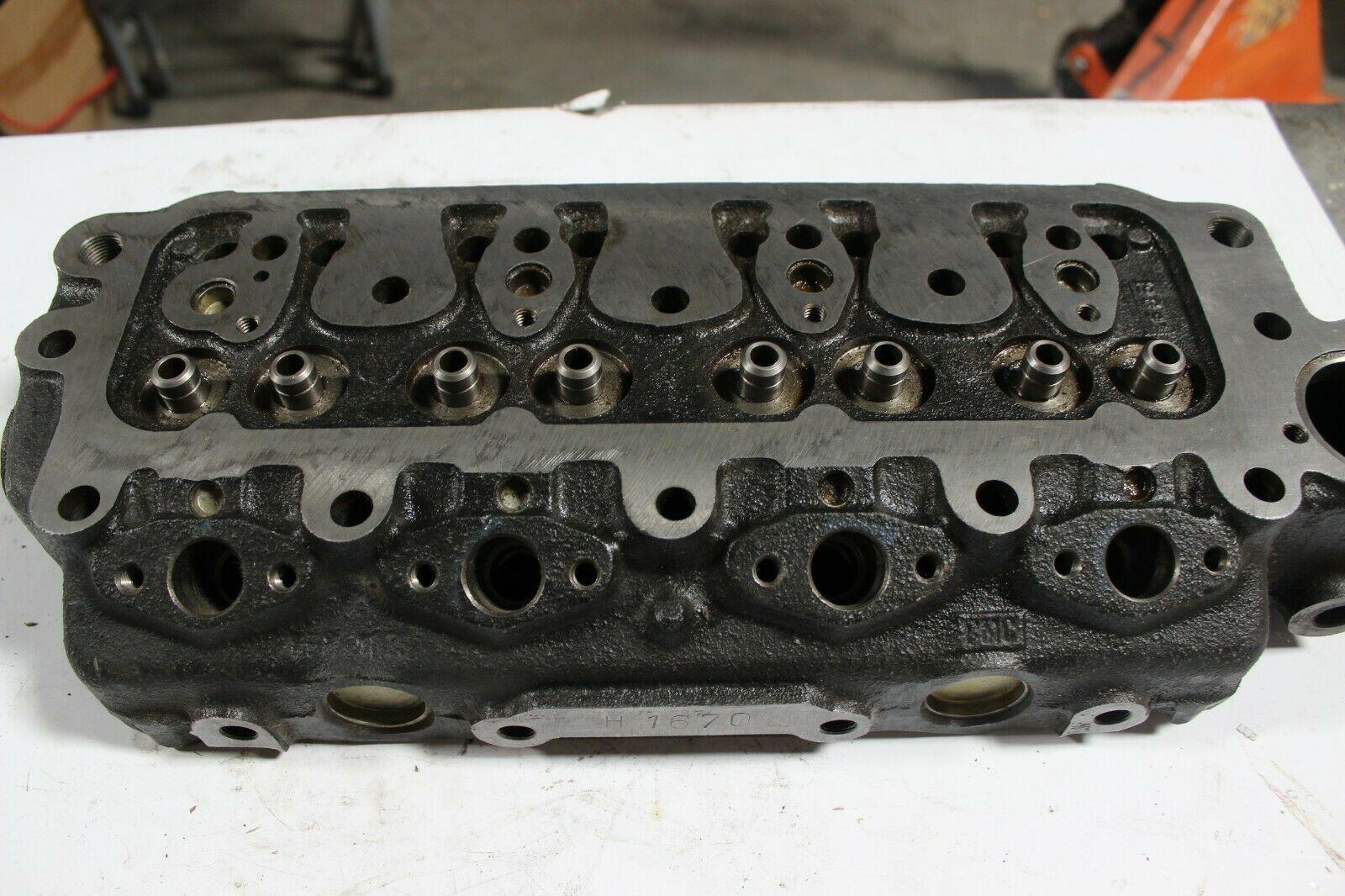 GMC H1670 Cylinder Head