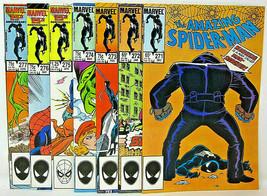 7 Marvel The Amazing Spiderman Comics #271 272 273 274 275 276 277 Run Hobgoblin - $56.09