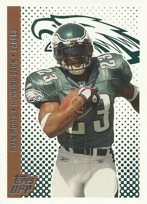 2006 Topps Draft Picks and Prospects #98 Ryan Moats