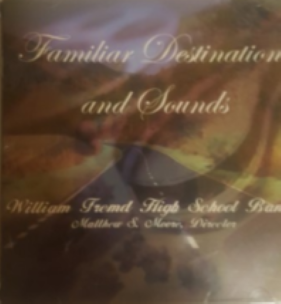 Familiar Destinations and Sounds Cd
