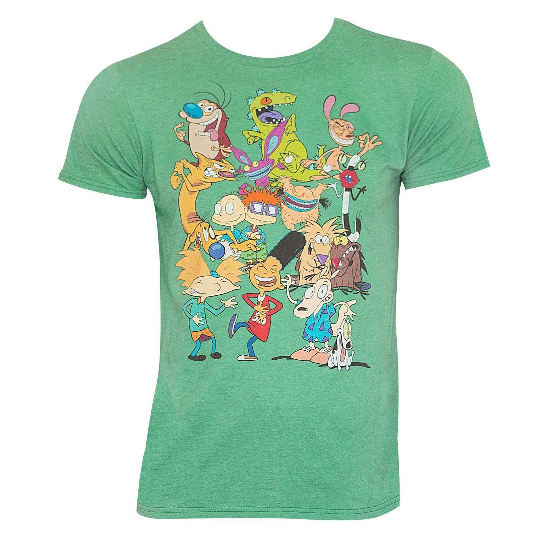 Nickelodeon Boys Teenage Mutant Ninja Turtles T-Shirt  Sizes S M L Xl NWT