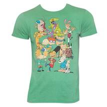 Nickelodeon 90's Rewind Tee Shirt Green - $24.98
