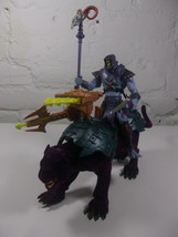 MOTU, Panthor & Skeletor lot, 200x, complete, Masters of the Universe, set - $67.19