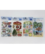 Paper House 3D Scrapbooking Stickers - New - $7.99