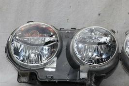 04-07 Jaguar XJ8 XJR VDP Headlight Lamp HALOGEN Set L&R POLISHED image 5