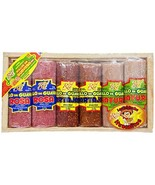 Rollos de Guayaba Mix: Mixed Guava Rolls 12 Pieces - $24.24