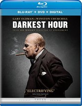 Darkest Hour [Blu-ray+DVD, 2018]