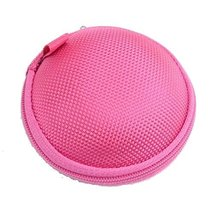 Dengpin Carrying Hard Cover Storage Bag for Headphones Headsets Earphone... - $11.95 CAD