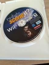Nintendo Wii twilight Scene it? ~ COMPLETE image 3
