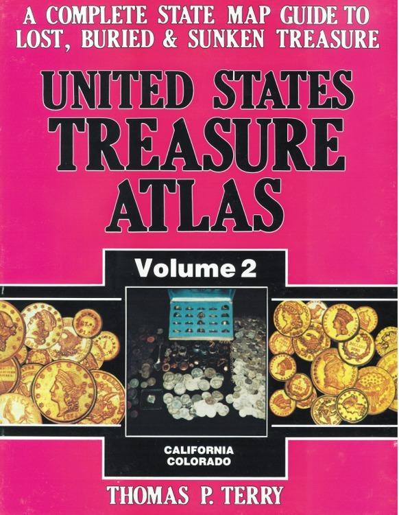 United States Treasure Atlas Volume 2