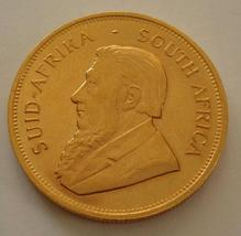 Rare 1967 Authentic 22ct Gold 1oz Krugerrand Coin  image 1