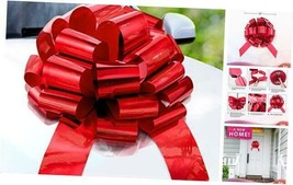 """Big Car Bow (Red, 23 inch), Round Shape Gift Bows, Giant Bow for 23"""" Sh... - $24.34"""