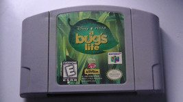 Bug's Life (Nintendo 64, 1999) Video Game - $5.76