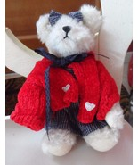 "Boyds bear 6.5"" Mae B. Bearlove style #82002 T.J.Best Dressed Collection - $6.95"