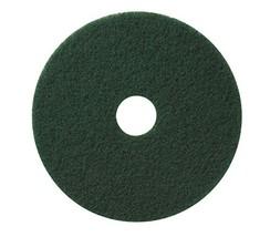 "Glit/Microtron 400317 Wet Scrub/Light Strip Pad, 17"", Green Pack of 5 - $28.36"