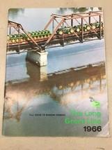 John Deere Tractor Catalog The Long Green Line for 1965 brochure magazine - $39.99