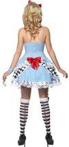 Smiffys Fever Miss Wonderland Costume image 3