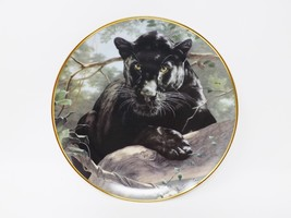 "The Franklin Mint ""Silent Watch"" Collectible Plate - National Wildlife Fed. - $16.14"