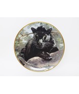 """The Franklin Mint """"Silent Watch"""" Collectible Plate - National Wildlife Fed. - $16.14"""