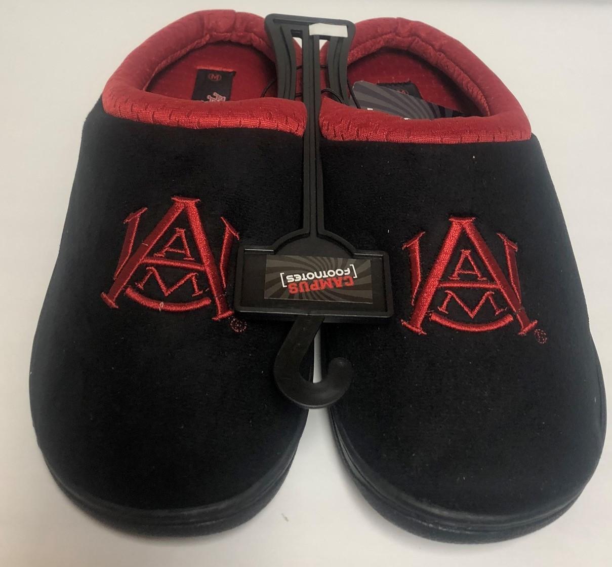 Alabama A&M University Men's Slippers Shoes Sz 9/10 image 3
