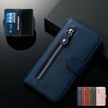 For Huawei Y9Prime Y5P Y6P P30Pro Y5 Y6 2019 Magnetic Leather flip cover... - $65.68