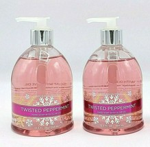 Bath & Body Works Twisted Peppermint Hand Soap w/ Olive Oil, 13.3 oz (Se... - $29.99