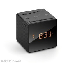 Sony  Alarm Clock Radio With Large Easy To Read LCD Display New - $21.51