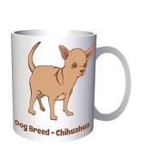 Dog Breed Chihuahua 1 11oz Mug s801 - $10.83