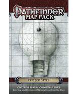 Pathfinder Map Pack: Frozen Sites [Game] Radney-MacFarland, Stephen and ... - $14.54