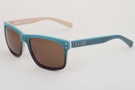 NIKE VINTAGE 80 Sport Turquoise / Brown Sunglasses EV0632 326 - $97.51