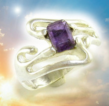 HAUNTED RING OF HIGHEST AWAKENED ASCENSION MYSTICAL TREASURES EXTREME MAGICK  - $477.77