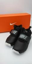 Nike Team Hustle D 8 (PS) Black/Silver/White - -Boy's Sneakers - SIZE 11... - $42.52