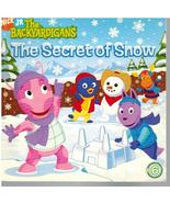 The Secret of Snow - The Backyardigans #6 based on Nick Jr. TV Series - $3.75