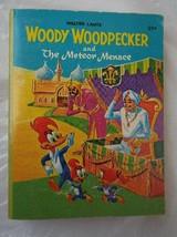 Vintage 1967 Walter Lantz Woody Woodpecker A Whitman Big Little Book Comic  - $13.99