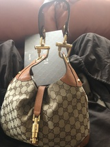 Brown Gucci Bag- used but in great condition - $400.00