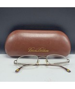 Brooks Brothers eyeglass frames glasses BB306 leather case 1160-S 4920 g... - $47.52
