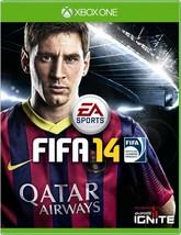 FIFA 14 Microsoft Xbox One 2013 EA Sports Soccer Futbol New Sealed - $9.99