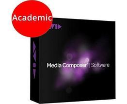 Avid Media Composer   Software Symphony Option Floating License 50 Pack ... - $4,950.00