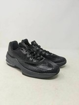 Nike Unisex Kids Air Max Infuriate GS Basketball Shoes Black 869991-001 ... - $20.78