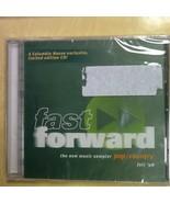 Fast Forward Columbia House New Music Sampler Fall '98 NEW CD - $0.99