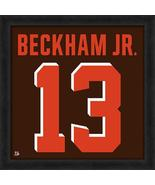 "Odell Beckham Cleveland Browns Officially Licensed 20"" x 20"" Uniframe - $69.95"