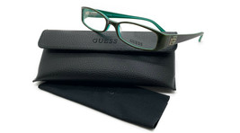 GUESS GU1685 Glasses Eyeglasses Frames Brown Green 51[]17 135 - $31.98