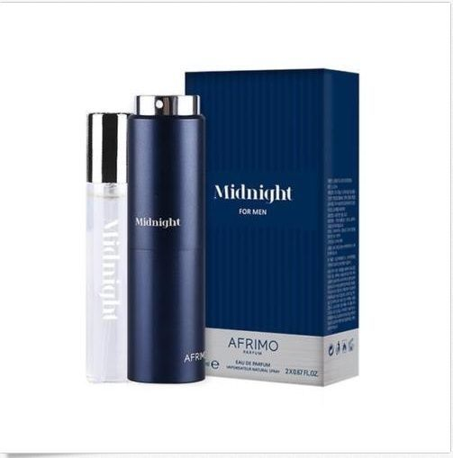 AFRIMO Midnight Perfume 40ml Male Long Lasting