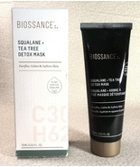 Biossance Squalane + Tea Tree Mask - 2.53 oz. - Boxed - $28.99