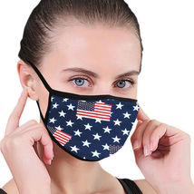 Women's Reusable Face Covers Cloth Protection Masks Handmade In The USA Lot of 6 image 7