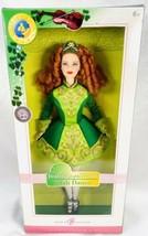 Barbie Festivals Of The World Irish Dance Pink Label 2006 Mattel- New Op... - $37.04