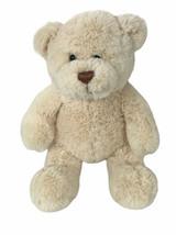 "Gund Bear Hugs 16999 Cream White Soft Security 12"" Plush Toy Lovey - $17.32"