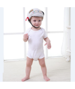 Baby Head protection Hat baby toddler Drop crash cap shatter-resistant s... - $24.95